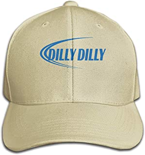 81e5bd023bd74 Dilly Dilly Bud Light Men and Women Adjustable Baseball Cap Dad Hat  Snapback Hats