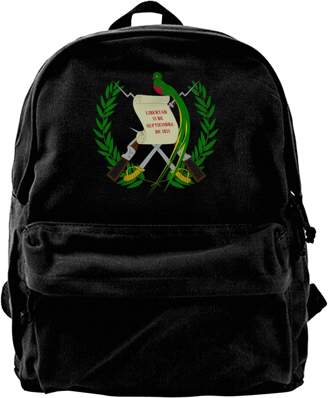 Guatemala Canvas Max 53% OFF Backpacks Laptop High-Capacity Bags S Schoolbag Popular standard