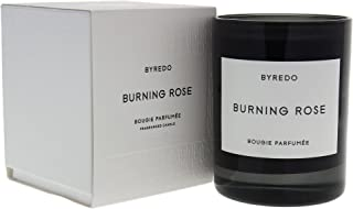 Byredo Scented Candle, Burning Rose, 8.4 Ounce