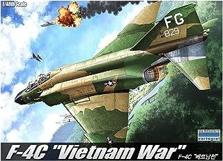 Academy Vietnam War F-4C Plastic Model Kits 1/48 Scale