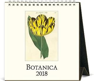 Cavallini Papers & Co. 2018 Botanica Desk Calendar