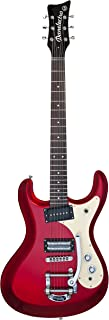 Danelectro The 1964 Electric Guitar Gloss Red