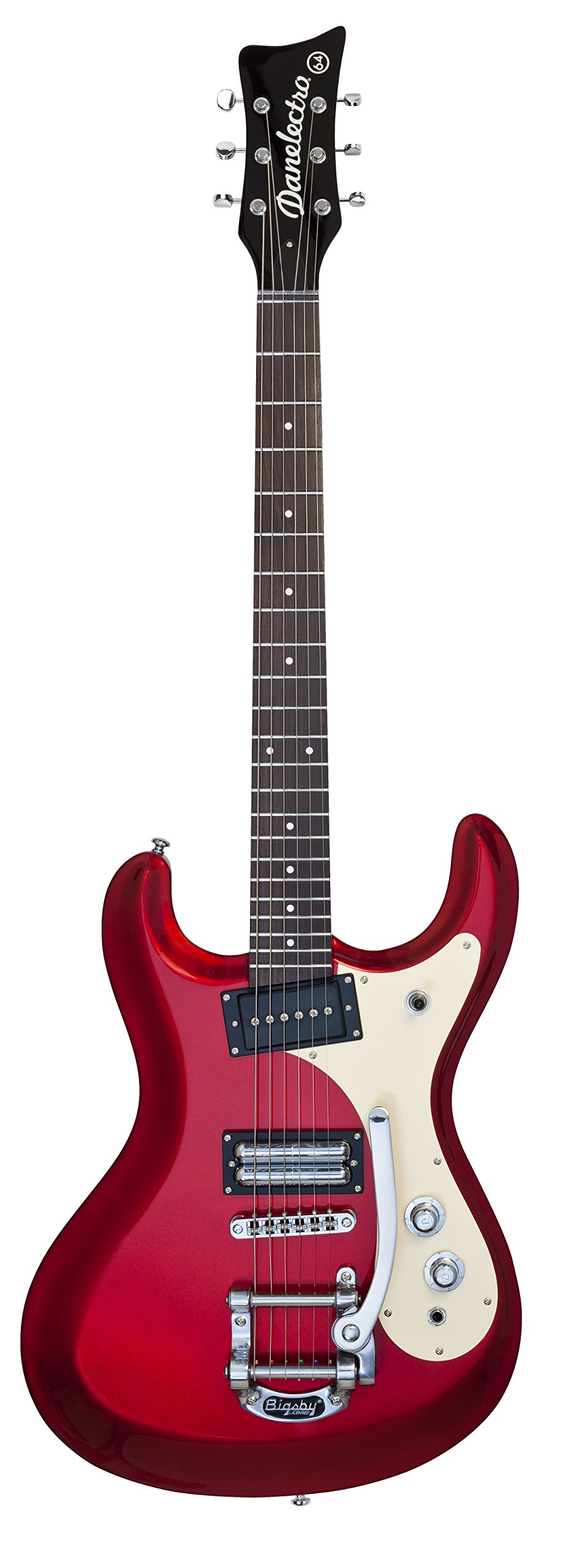 Cheap Danelectro The 1964 Electric Guitar Gloss Red Black Friday & Cyber Monday 2019