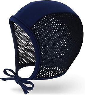 JELLYTREE قبعة طفل قبعة قبعة شبكة صيفية ناعمة للأطفال الأولاد والبنات قبعة الطيار قبعة طفل رضيع ، 6 م 12 م 18 م