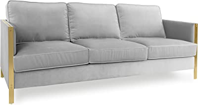 Amazon.com: Merax PP036318AAA Foldable Floor Couch and Sofa ...