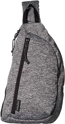 Black Woven Knit