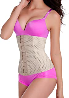 Waist Trainer, Corset Cincher Body Slimmer Shaper Tummy Control for Women