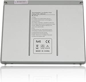 SiKER A1175 Laptop Battery for MacBook Pro 15