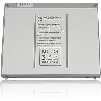 "DJW A1175 Laptop Battery for MacBook Pro 15"" A1175 A1260 A1150 A1211 A1226-12 Months Warranty"