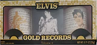 Elvis Mug Gift Set - Gold Records