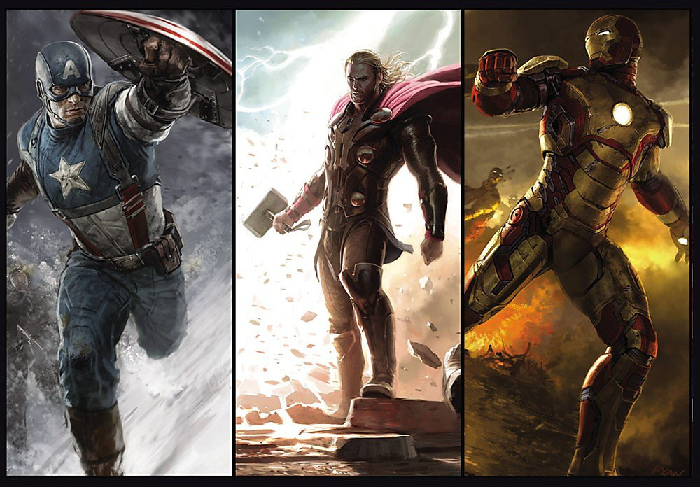 The Road to Marvel's Avengers: Age of Ultron: The Art of the Marvel Cinematic Universe