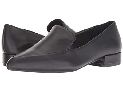 Kenneth Cole New York Camelia Loafer (Black Leather) Women