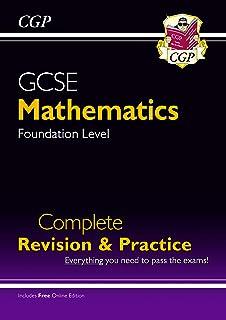 GCSE Maths Complete Revision & Practice: Foundation -
