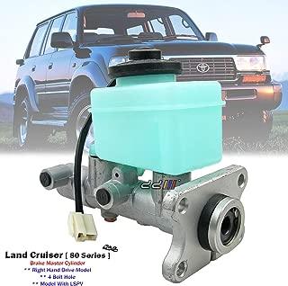 Brake Master Cylinder Fits For Toyota Land Cruiser 80 FZJ80 HZJ80 HDJ80 90-97 w/LSPV