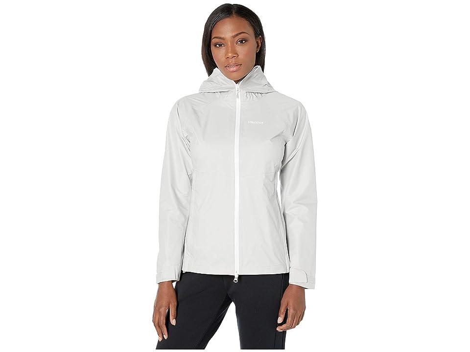 Marmot PreCip(r) Stretch Jacket (Platinum) Women