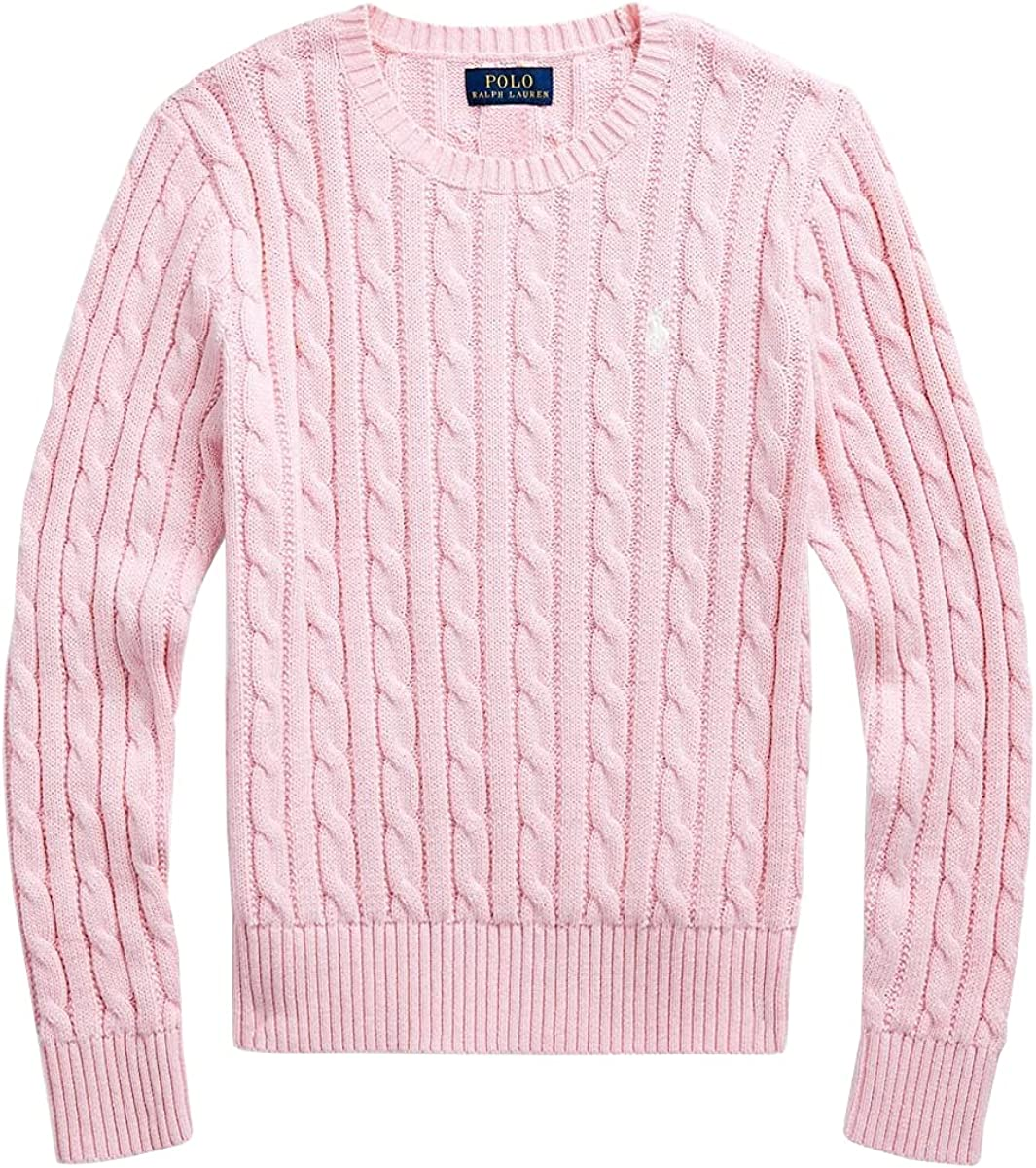 Polo Ralph Lauren Girl's Cable Knit Sweater
