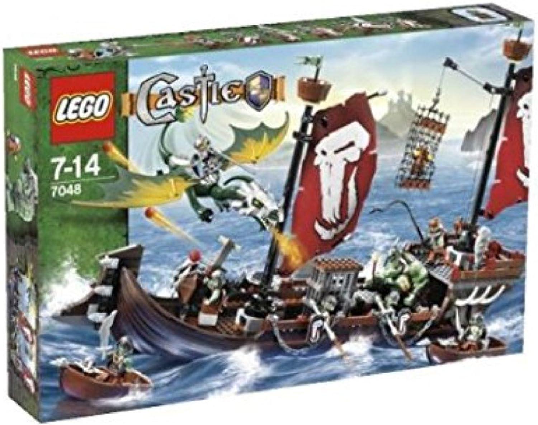 LEGO Castle 7048  Troll Warship