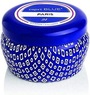 Capri Blue Tin Candle - 8.5 Oz - Paris