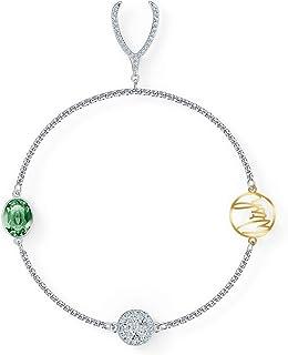 SWAROVSKI Remix Collection Wishbone Strand Bracelet