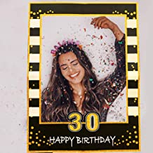 Best 30th birthday photo frame prop Reviews
