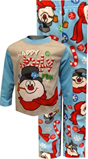 frosty the snowman pajamas for toddlers
