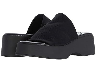Steve Madden Slinky30 Sandal (Black) Women