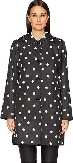 Dot Rain Coat