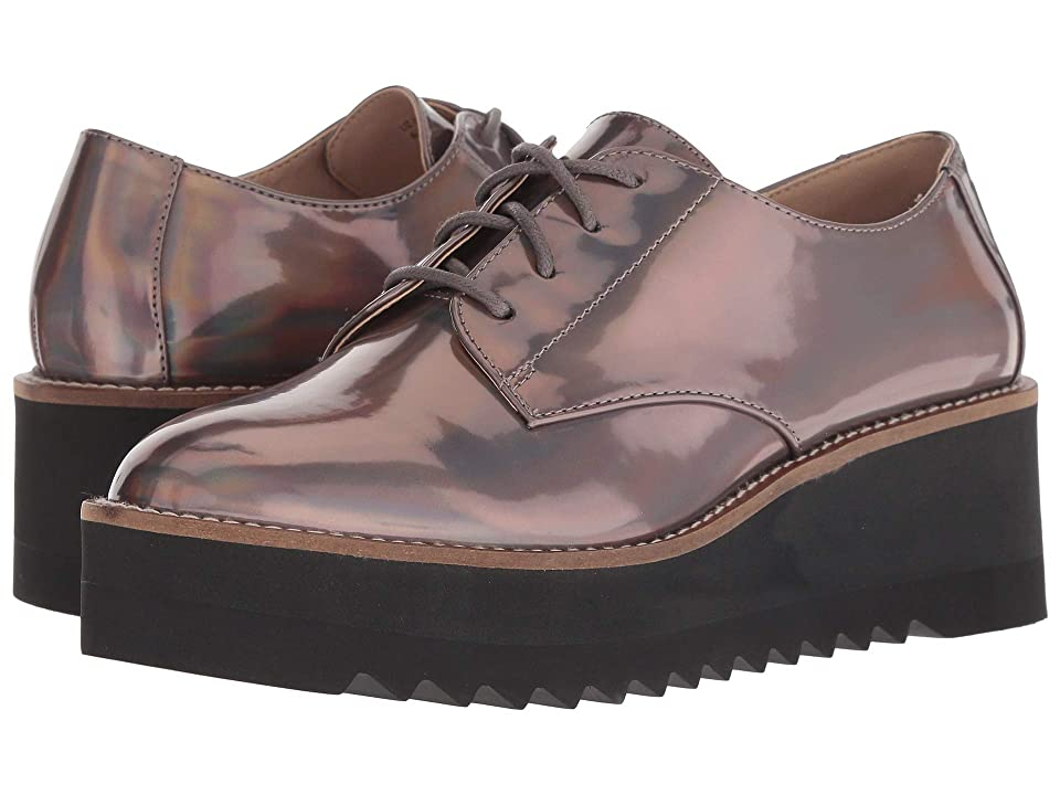 JANE AND THE SHOE Liz (Pewter Iridescent) Women