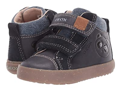 Geox Kids Geox x WWF Kilwi 34 (Toddler) (Navy) Boys Shoes