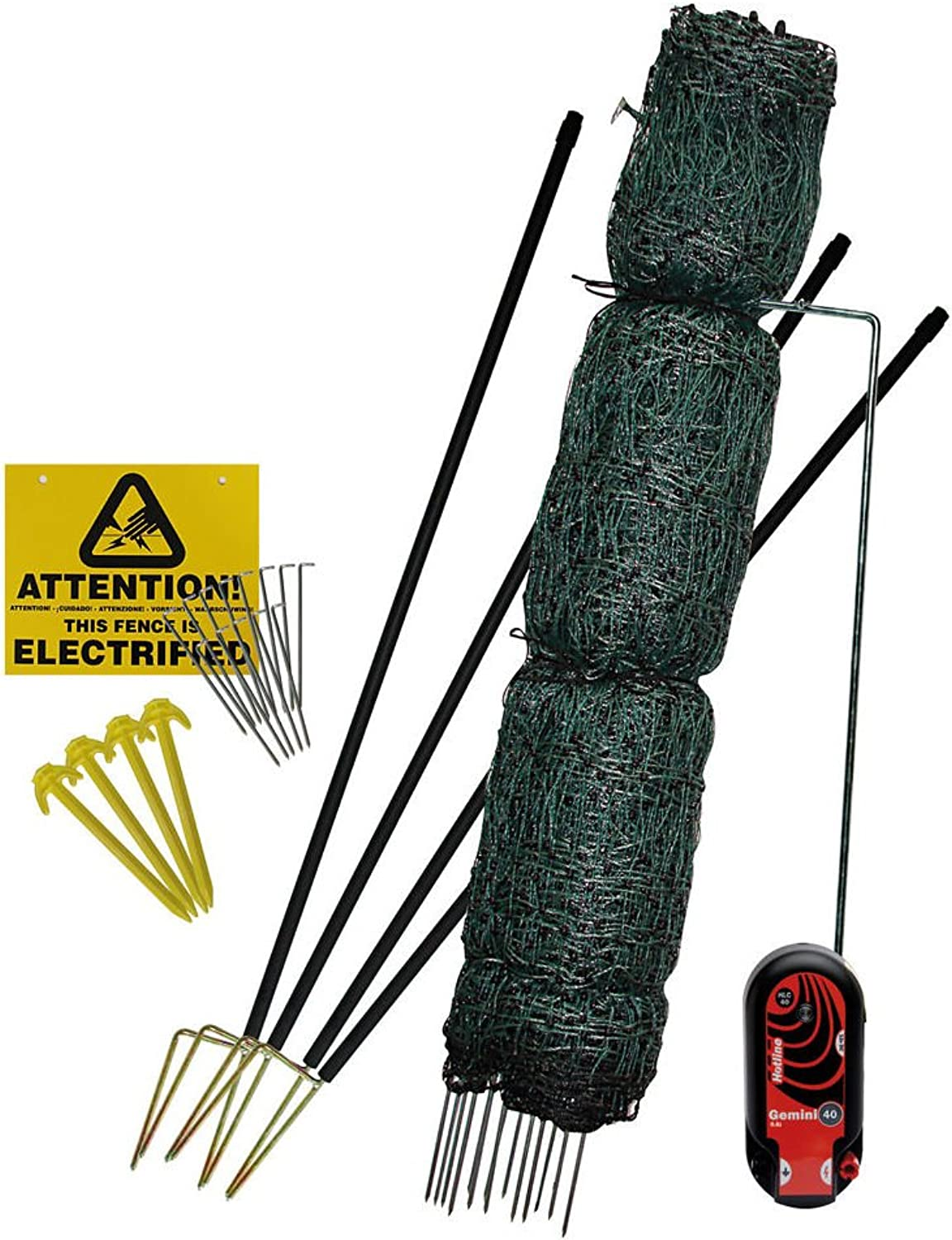 25m Poultry Electric Fence Kit
