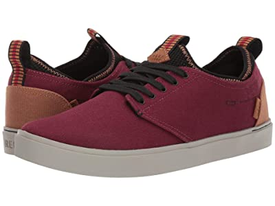 Reef Discovery (Burgundy) Men