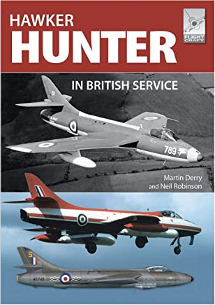 The Hawker Hunter in British Service (FlightCraft) (English Edition)