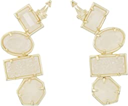 Kendra Scott - Frankie Earclimber Earrings
