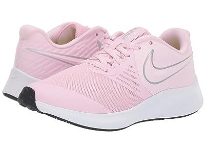 Nike Kids Star Runner 2 (Big Kid) (Pink Foam) Girls Shoes