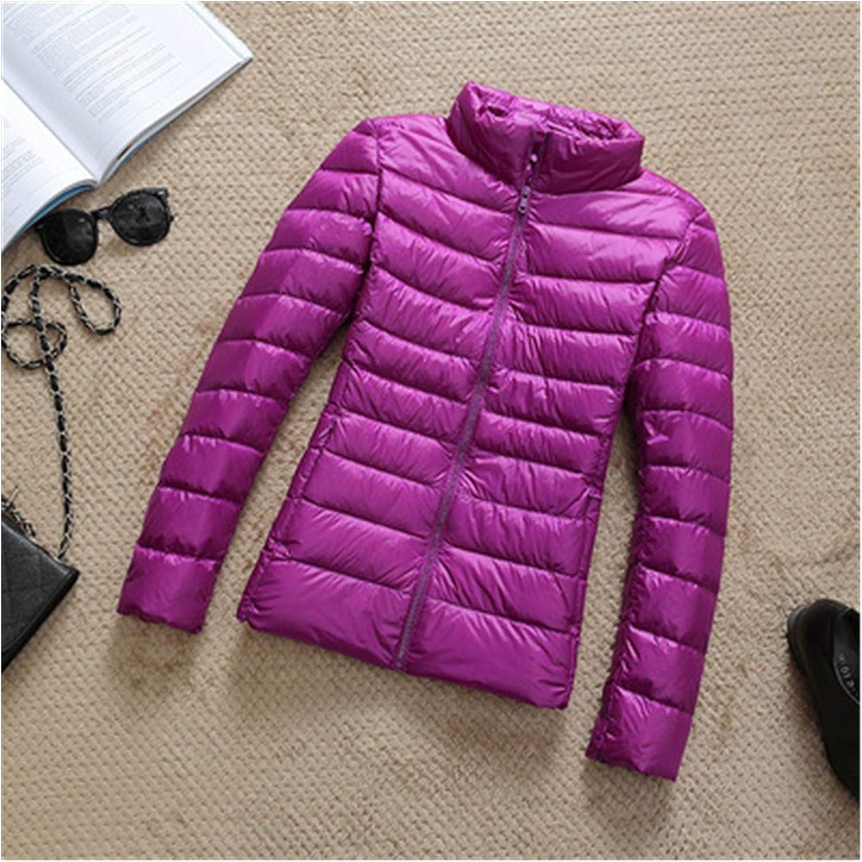 Women's Down Jackets Women Winter Ultra SALENEW very popular Special sale item 90% Dow Duck White Light