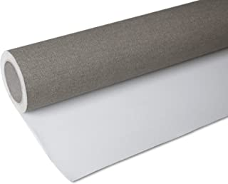 Arte & Arte 7179 Rouleau Toile de Peinture Coton Blanc Hauteur 105cm Longueur 10m