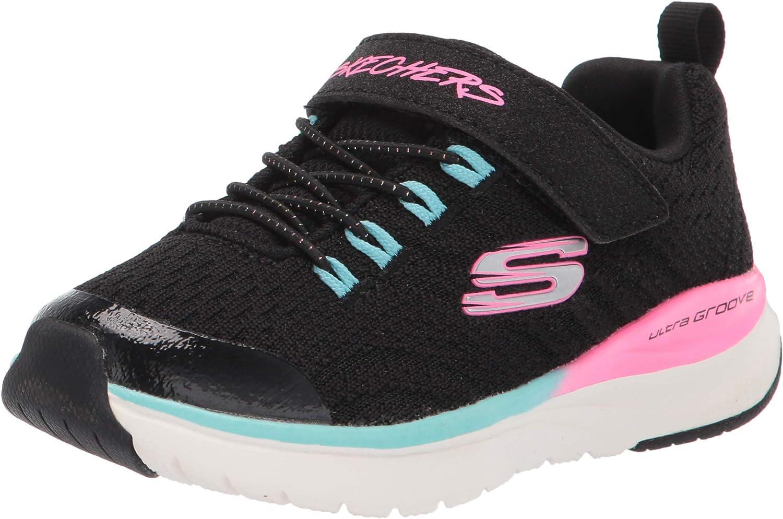 Skechers Kids Girls Sport, Light Weight, Air Cooled Memory Foam Sneaker