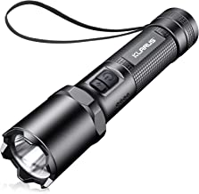 Klarus A1 Rechargeable Tactical Flashlight, 1100 Lumens LED Handheld Pocket-Sized Torch Flash Light, 4 Modes Plus Strobe, ...