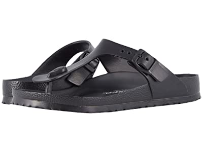 Birkenstock Gizeh Essentials (Black EVA) Women