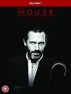 House, Md: Series 1-8 Set (39 Discs) Edizione: Regno Unito