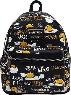 gudetama loungefly backpack