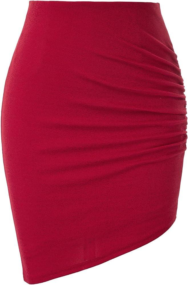 Grace karin gonna a tubino da donna elegante casual 95% poliestere piu` 5% elastan