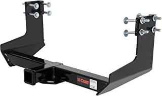 CURT 13375 Class 3 Trailer Hitch, 2-Inch Receiver for Select Dodge, Freightliner, Mercedes-Benz Sprinter 2500, 3500