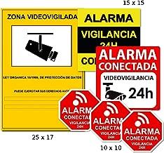 Amazon.es: cartel alarma securitas