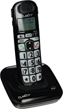 $40 » Clarity Dect 6.0 Amplified Low Vision Cordless Phone with CID Display D703 (Renewed)