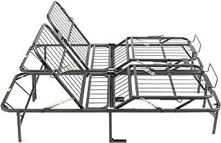 PragmaBed Simple Adjust Head and Foot Adjustable Foundation, King