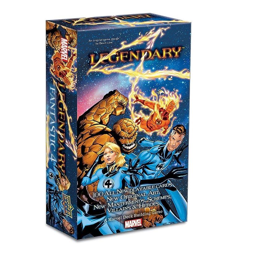 Marvel Legendary Fantastic Four Board Game