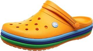Crocs - Unisex AdultCrocband Rainbow Band Clog