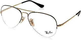 bfe434eec7 Ray-Ban 0rx 6589 2946 56 Lunettes de soleil, Noir (Gold Top Black