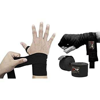Boxing Fist Protector Inner Muay Thai Bandage Hand Wraps Punch Bag 4.5m Gloves